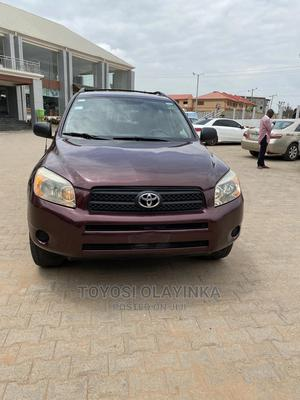 Toyota RAV4 2008 2.4 Red | Cars for sale in Abuja (FCT) State, Durumi