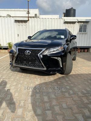 Lexus RX 2013 350 AWD Black | Cars for sale in Abuja (FCT) State, Durumi
