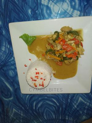 White Rice With Chicken Curry Sauce | Meals & Drinks for sale in Lagos State, Gbagada