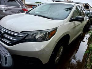Honda CR-V 2013 White | Cars for sale in Lagos State, Ikeja