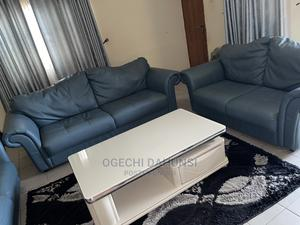 Foreign Alibert 7 Seater Leather Couch | Furniture for sale in Abuja (FCT) State, Gwarinpa