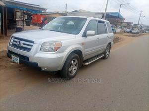 Honda Pilot 2007 Silver | Cars for sale in Lagos State, Ikotun/Igando