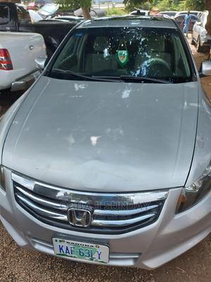 Honda Accord 2010 Sedan EX Automatic Silver | Cars for sale in Abuja (FCT) State, Gwarinpa