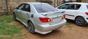 Toyota Corolla 2004 S Silver   Cars for sale in Ogun State, Abeokuta South