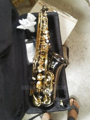 High Quality Yamaha/Premiere Saxophone Gold | Musical Instruments & Gear for sale in Lagos State, Ojo