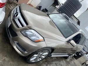 Mercedes-Benz GLK-Class 2013 Gold | Cars for sale in Lagos State, Ikeja
