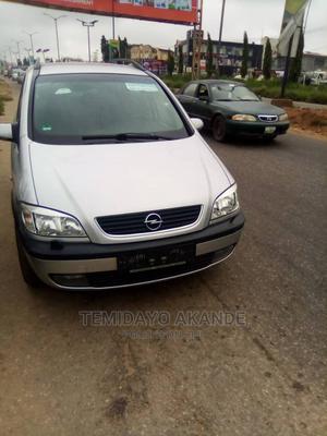 Opel Zafira 2007 Gray | Cars for sale in Oyo State, Ibadan