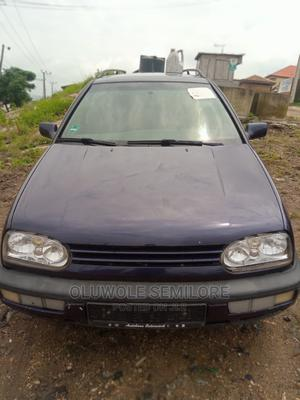 Volkswagen Golf 1996 GL Blue | Cars for sale in Oyo State, Ibadan
