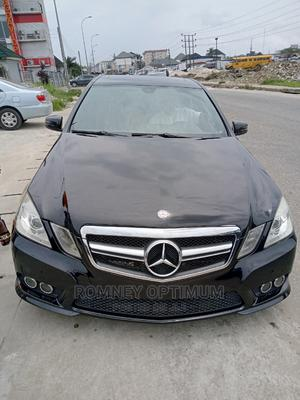Mercedes-Benz E350 2009 Black   Cars for sale in Rivers State, Port-Harcourt