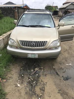 Lexus RX 2002 Gold | Cars for sale in Lagos State, Ojo
