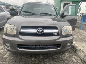 Toyota Sequoia 2006 Gray | Cars for sale in Lagos State, Lekki