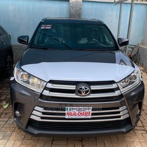 Toyota Highlander 2018 Gray   Cars for sale in Kaduna State, Kaduna / Kaduna State