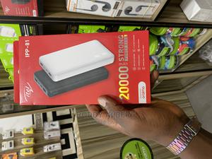 20000 MAH Itel Power Bank. Customize by Oriamo Available | Accessories for Mobile Phones & Tablets for sale in Rivers State, Port-Harcourt