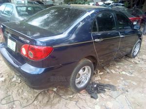 Toyota Corolla 2002 Blue | Cars for sale in Abuja (FCT) State, Karu