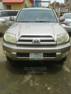 Toyota 4-Runner 2006 Limited 4x4 V6 Gold   Cars for sale in Lagos State, Ifako-Ijaiye
