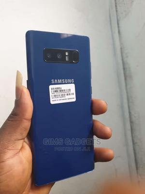 Samsung Galaxy Note 8 128 GB Blue | Mobile Phones for sale in Lagos State, Ikeja