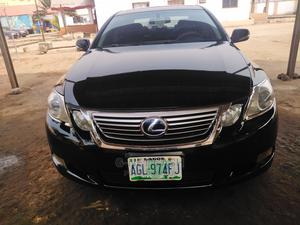 Lexus GS 2009 350 4WD Black | Cars for sale in Delta State, Oshimili South