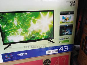 "43"" Samsung LED | TV & DVD Equipment for sale in Lagos State, Ojo"