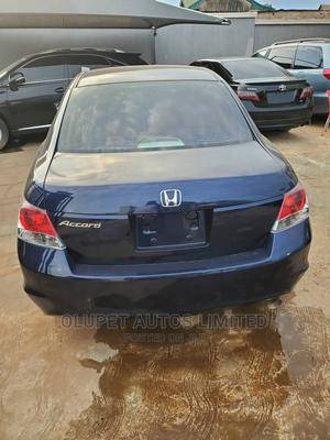 Honda Accord 2009 Blue | Cars for sale in Lagos State, Lekki