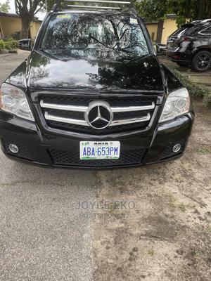 Mercedes-Benz GLK-Class 2011 350 4MATIC Black | Cars for sale in Delta State, Warri