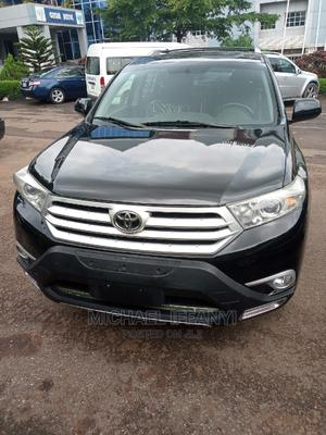 Toyota Highlander 2011 Hybrid Limited Black   Cars for sale in Enugu State, Enugu