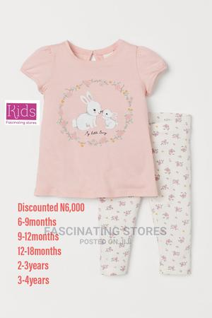2-Piece Printed Set   Children's Clothing for sale in Abuja (FCT) State, Wuse