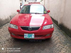 Mazda 626 2002 Red   Cars for sale in Lagos State, Isolo