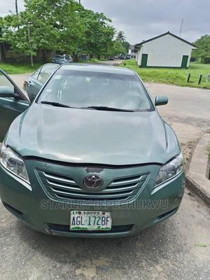 Toyota Camry 2008 3.5 LE Green | Cars for sale in Delta State, Uvwie