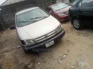 Toyota Sienna 2002 Gold | Cars for sale in Akwa Ibom State, Uyo
