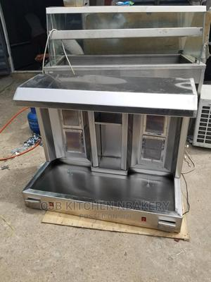 Local Double Shawama Machine | Restaurant & Catering Equipment for sale in Lagos State, Surulere