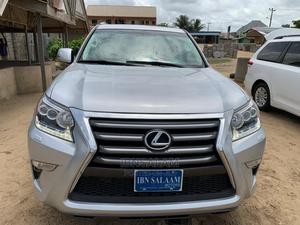Lexus GX 2016 460 Luxury Silver   Cars for sale in Lagos State, Ikeja