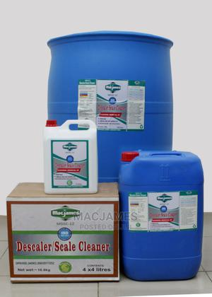 Macjames Mdsc-12 Descaler/Scale Cleaner | Manufacturing Services for sale in Rivers State, Port-Harcourt