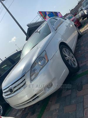 Toyota Avalon 2007 Limited White   Cars for sale in Lagos State, Lekki