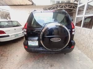 Toyota Land Cruiser Prado 2008 Black | Cars for sale in Abuja (FCT) State, Kubwa