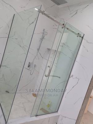 Sliding Shower Cubicle With 10MM Glass   Plumbing & Water Supply for sale in Abuja (FCT) State, Jabi