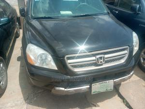 Honda Pilot 2004 Black | Cars for sale in Lagos State, Isolo
