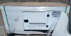 10kva Perkins Engine Soundproof Generator   Electrical Equipment for sale in Lagos State, Ojo