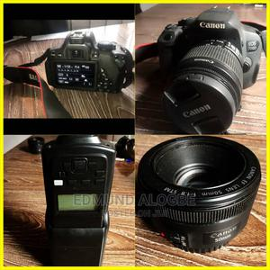 Canon EOS 700D Camera | Photo & Video Cameras for sale in Lagos State, Ajah