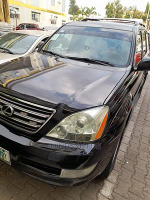 Lexus GX 2005 470 Sport Utility Black | Cars for sale in Abuja (FCT) State, Central Business Dis