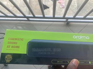 Oraimo Bluetooth Speaker   Audio & Music Equipment for sale in Lagos State, Alimosho