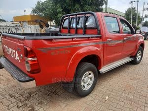 Toyota Hilux 2015 SR5 4x4 Red | Cars for sale in Abuja (FCT) State, Gwarinpa