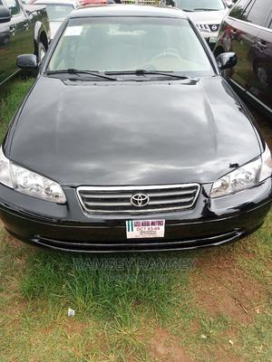 Toyota Camry 2000 Black | Cars for sale in Abuja (FCT) State, Gudu