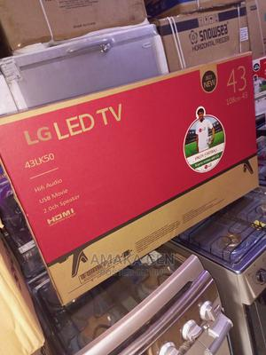 LG TV 43inches Led TV | TV & DVD Equipment for sale in Lagos State, Ojo