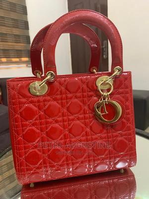 Christian Dior Hand Bag (RED) | Bags for sale in Abuja (FCT) State, Pyakasa