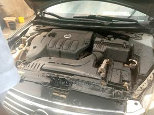 Nissan Altima 2008 2.5 Silver | Cars for sale in Lagos State, Ifako-Ijaiye