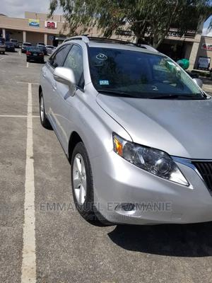 Lexus RX 2010 Silver | Cars for sale in Lagos State, Mushin