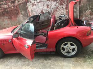 BMW Z3 2002 2.2i Red   Cars for sale in Lagos State, Surulere