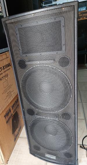 True Sound Semi-Acoustic Full Range Speaker   Audio & Music Equipment for sale in Abuja (FCT) State, Wuse
