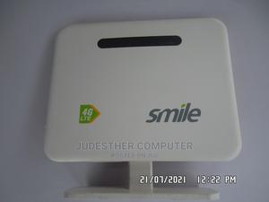 Smile 4G LTE Wifi H8 Router Hotspot   Networking Products for sale in Lagos State, Ikeja