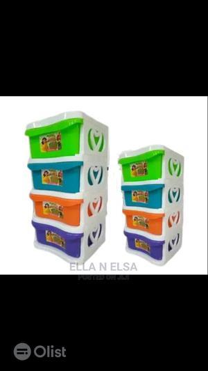 Baby Drawer/Wardrobe/Storage Box/Cheat Drawers | Children's Furniture for sale in Lagos State, Ikeja